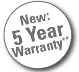 New 5-Year warranty for all Marklin MHI items!